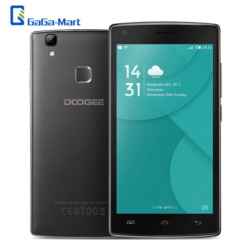 """Цена за Doogee x5 max/x5 max pro 5.0 """"IPS 4000 мАч 4 Г Смартфон Android 6.0 MTK6737 2 Г + 16 Г 8.0MP Отпечатков Пальцев ID 1280*720 HD Мобильный Телефон"""