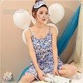 2017 Новый ночные рубашки женщин пижамы sleepdress для лета camison algodon женщины ночь пижамы ночь платье cotton313