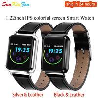 Smart Watch Q3 Men Waterproof Dynamic Blood Oxygen Pressure Pedometer Fitness Tracker Band Heart Rate Smartwatch T8 Y1 Bracelet