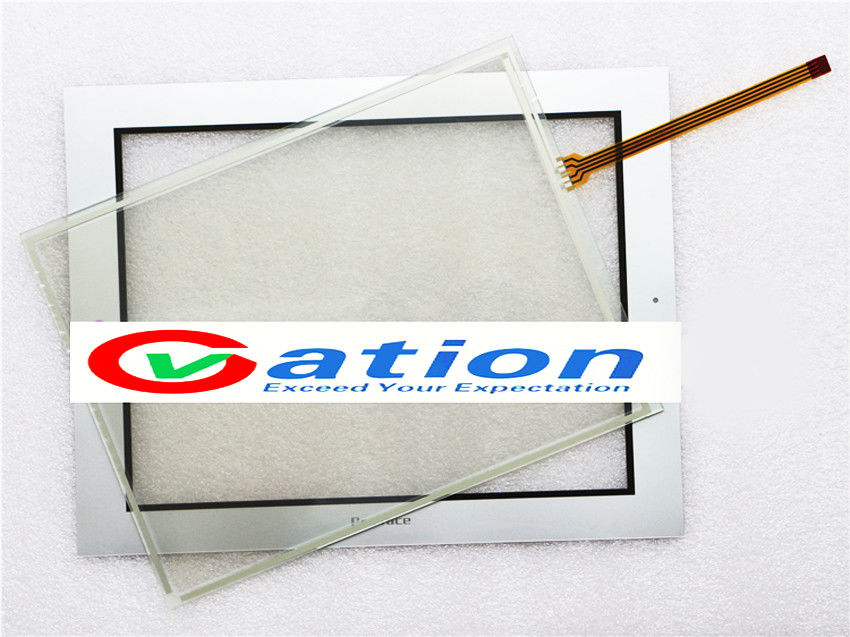 For AGP3600-S1-D24 AGP3650-T1-AF/D24/-M Touch Screen Glass + Protective film touch panel for agp3500 t1 d24 agp3500 s1 d24 agp3500 l1 d24 new and original 90days warranty