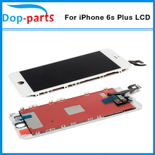 10Pcs Best Price For iPhone 6s plus LCD Display Touch Screen LCD Assembly Digitizer Glass LCD Replacement Parts High Quality цена
