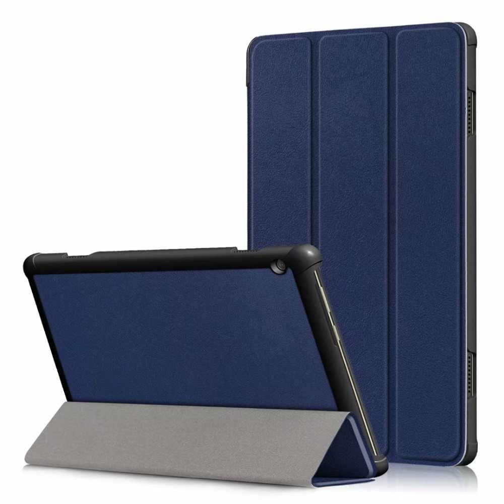 لهواوي MediaPad M5 برو 10.8 الغطاء الواقي لهواوي Mediapad M5 10.8 بوصة اللوحي بو الجلود بلوتوث لوحة المفاتيح + القلم