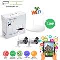 МГЭИК новая Система ВИДЕОНАБЛЮДЕНИЯ 720 P 2ch ONVIF2.0 HD Беспроводной NVR комплект открытый поддержка Plug and Play, IP P2p wi-fi Камера комплект