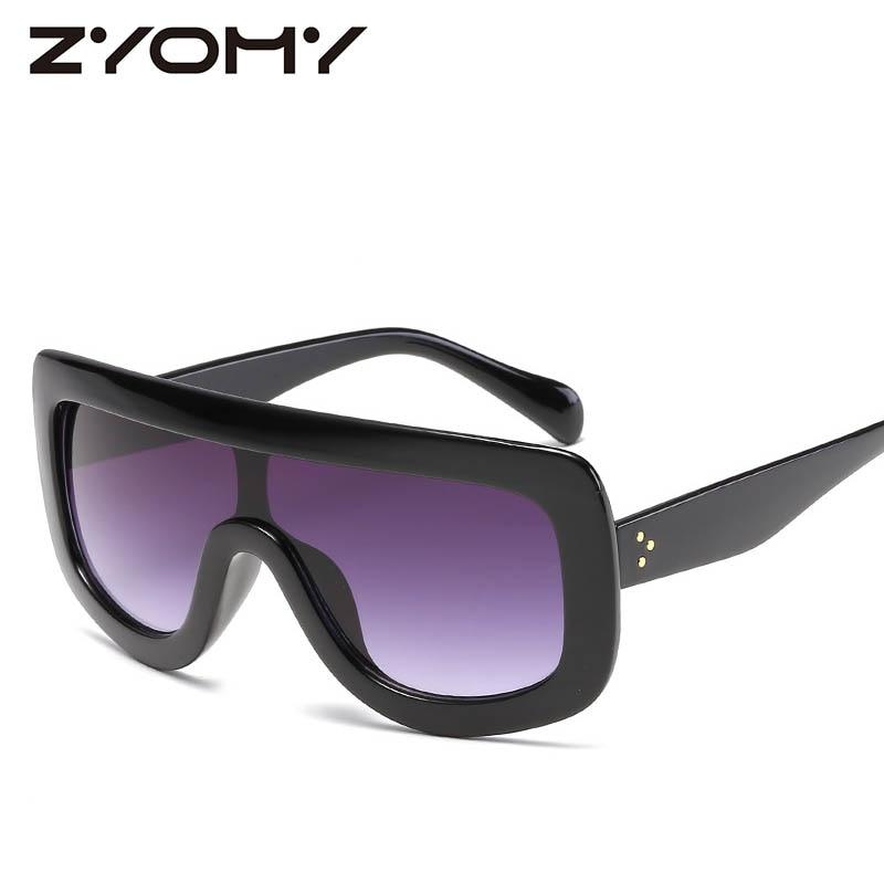 Ženska sončna očala 2018 Povezovalna očala Očala Retro Brand - Oblačilni dodatki