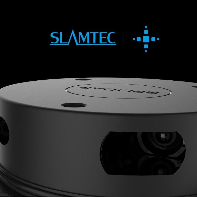 Cheltec RPLIDAR A1 2D 360 degrés 12 mètres scanner de capteur lidar de rayon de balayage pour éviter les obstacles et la navigation des robots - 2