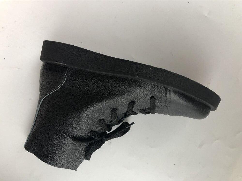 Careaymade Hot nowe, ręcznie robione, warstwa skóry głowy płaskie dno krótkie buty, skóra bydlęca RETRO art uczeń rekreacyjne kobiet buty K07 w Buty do kostki od Buty na  Grupa 3