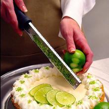 Микроплан фрукты овощи инструменты для сыра классический мелкий зестер Терка пластиковая ручка кухонные принадлежности Cocina гаджет кухня