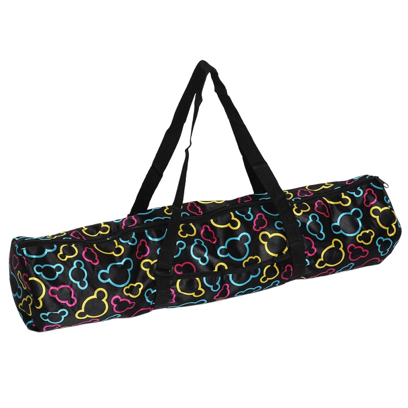 Yoga Mat Bag Waterproof Yoga Pilates Mat Case Bag Carriers Backpack Pouch Multifunctional Gym Bag