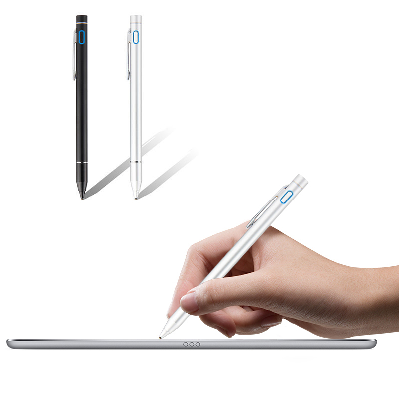 Stylus Pen Touch Screen For Tablet IPad IPhone Huawei Lenovo Fine Point Pencil For IOS Android Active Capacitive Pen