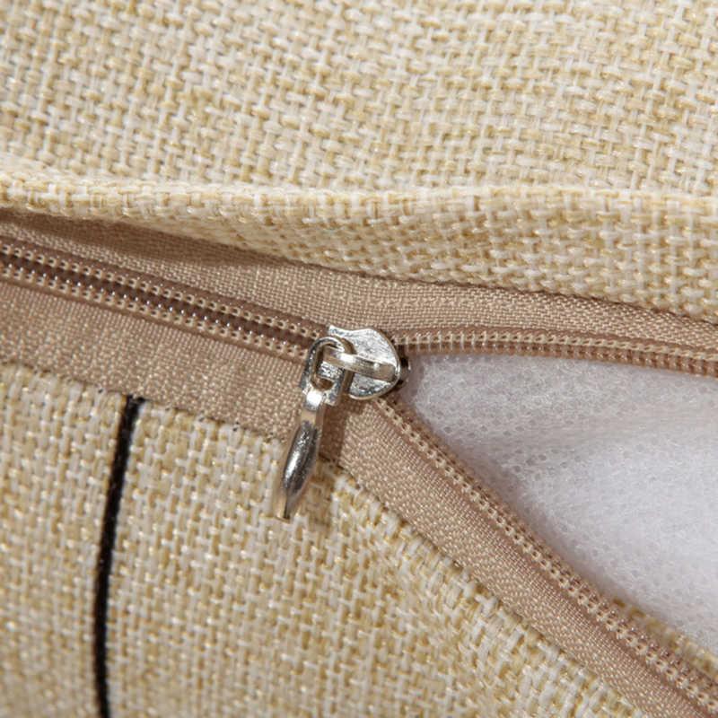 18x18 cal 45*45 cm geometryczne drukowane kreatywne dostosowane DIY poduszki Home dekory zestaw wypoczynkowy powrót rzuć poduszki samochód biuro Cusions