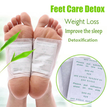 20 pairs Kinoki Detox Foot Patch Bamboo Pads Patches With Adhersive Foot Care Tool Improve Sleep slimming Foot sticker