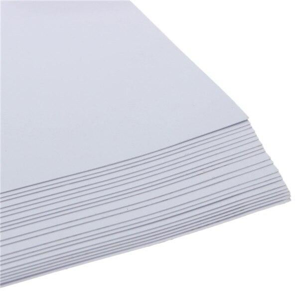 Высокого класса прочный профессиональный 20 Листов A4 Блеск Глянцевая Фото Бумага Для Струйных Принтеров 210 мм х 297 мм Белый