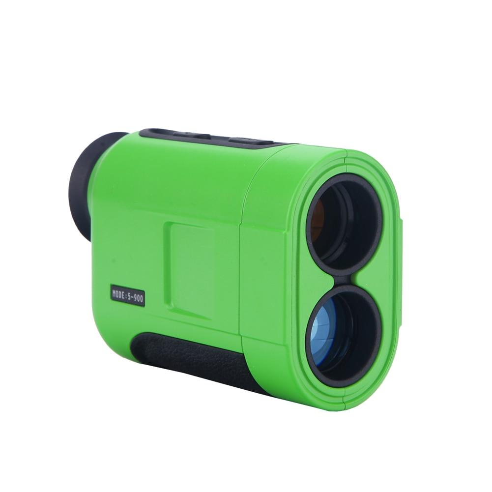 900m 6X Multifunctional Golf Monocular Laser Rangefinder Handheld Telescope Laser Distance Meter Range Finder for Golf Hunting  цены