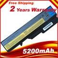 Z565 Z570 bateria para Lenovo B470 B570 G460 G465 G470G G560 G565 G570 G575 G770 V360 V370 V470 V570 Z370 Z470 Z475 Z460 Z465