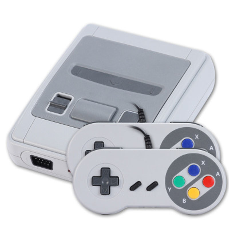 Retro Mini Handheld Game Console HDMI Out Video Game Console For SNES Games With 2 Controllers Built-in 621 Classic Games nintendo gbc game video card pokemons classic collect classic colorful edition