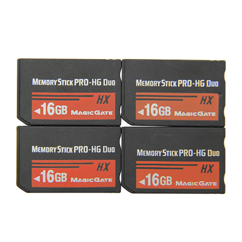 Para Sony PSP 1000/2000/3000 memoria 8 GB 16 GB 32 GB memoria HG Pro duo capacidad plena verdadera HX tarjeta de juego pre-instalado
