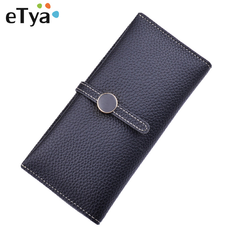 Fashion High Quality Women Wallets Zipper Long Thin Wallet Purses Card Holder Leather Ladies Casual Clutch Coin Purse 2017 black pu leather wallet women stone grain wallets brand long design fashion coin purses for women with high quality qd018