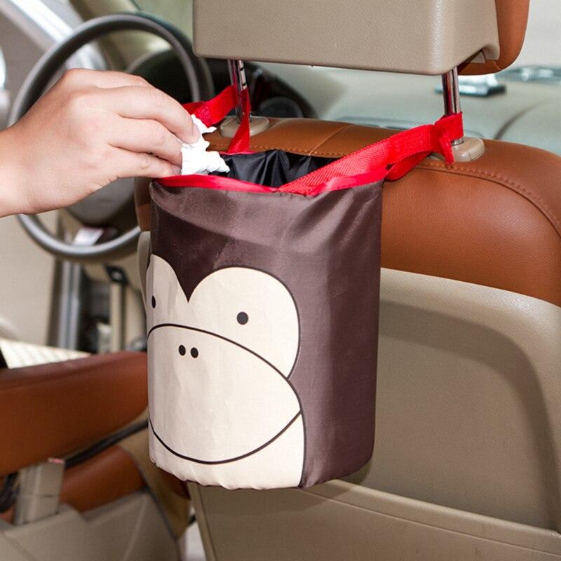 Doelbewust Waterdichte Auto Opbergtas Organizer Bag Opknoping Wasmand Auto Accessoires Auto Organizer Trunk Inklapbare Speelgoed Zakken Doos