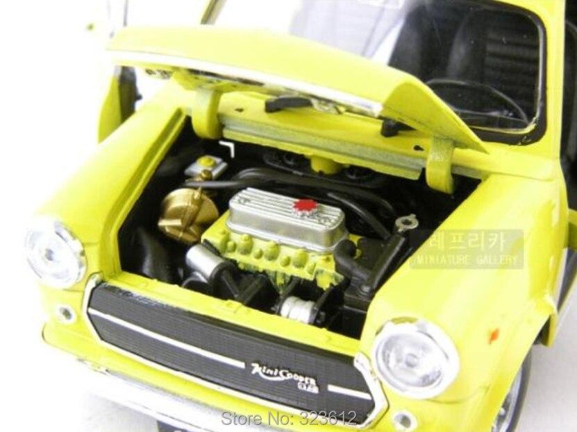 1300 Toy Alliage Diecast MrBean 1 Mini 24 Nouveau Car Cooper dCsQhtrx