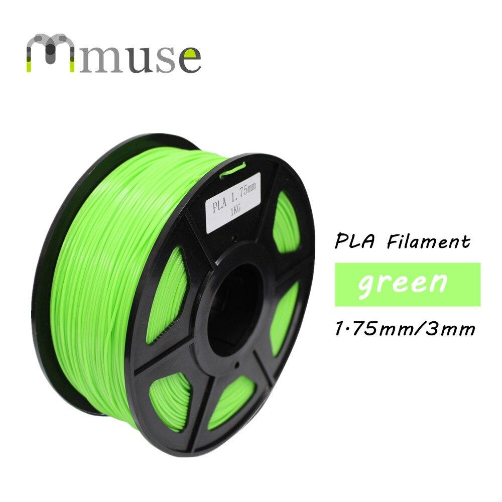 2016 3mm Diamètre 3D Impression Matériel PLA Plastique Filament