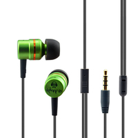 New URBANFUN Balanced Armature With Dynamic In Ear Earphone BA Driver Noise Cancelling Headset