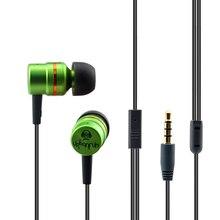 Nova URBANFUN Armadura Balanceada Com Dynamic Fone de ouvido Motorista BA Com Cancelamento de Ruído No Ouvido Fone de Ouvido