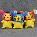 Горячая продажа 3 Стиль пикачу косплей Косплей Gyarados Magikarp Flash плюшевые игрушки кулон с присоской подарок на Рождество