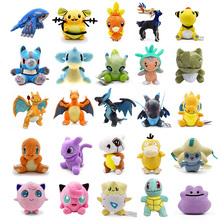 25 Style Plush Toys Doll Anime Cute Charizard Jigglypuff Togepi Peluche Soft Stuffed Toy Gift For Children Kids