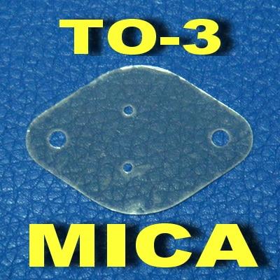 ( 1000 Pcs/lot ) TO-3 Transistor Mica Insulator,Insulation Sheet.