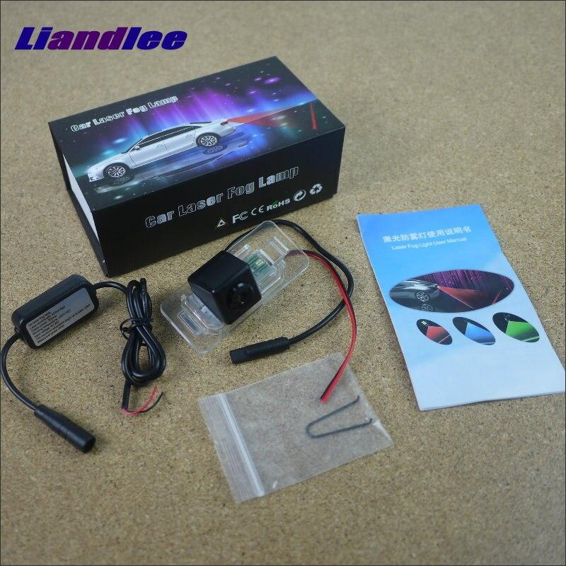 Liandlee Automobile Prevention Anti Fog Haze Laser Lamps For BMW 5 M5 E39 E60 E61 / X5 E53 E70 X6 E71 Brake Warning  Light
