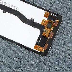 Image 5 - Ocolor สำหรับ ZTE ใบมีด V8 MINI จอแสดงผล LCD และระบบสัมผัสหน้าจอกรอบอุปกรณ์เสริมสำหรับ ZTE ใบมีด V8 MINI + เครื่องมือ + กาว