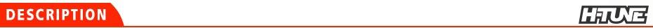 H-TUNE egr bloco de cobertura placa para