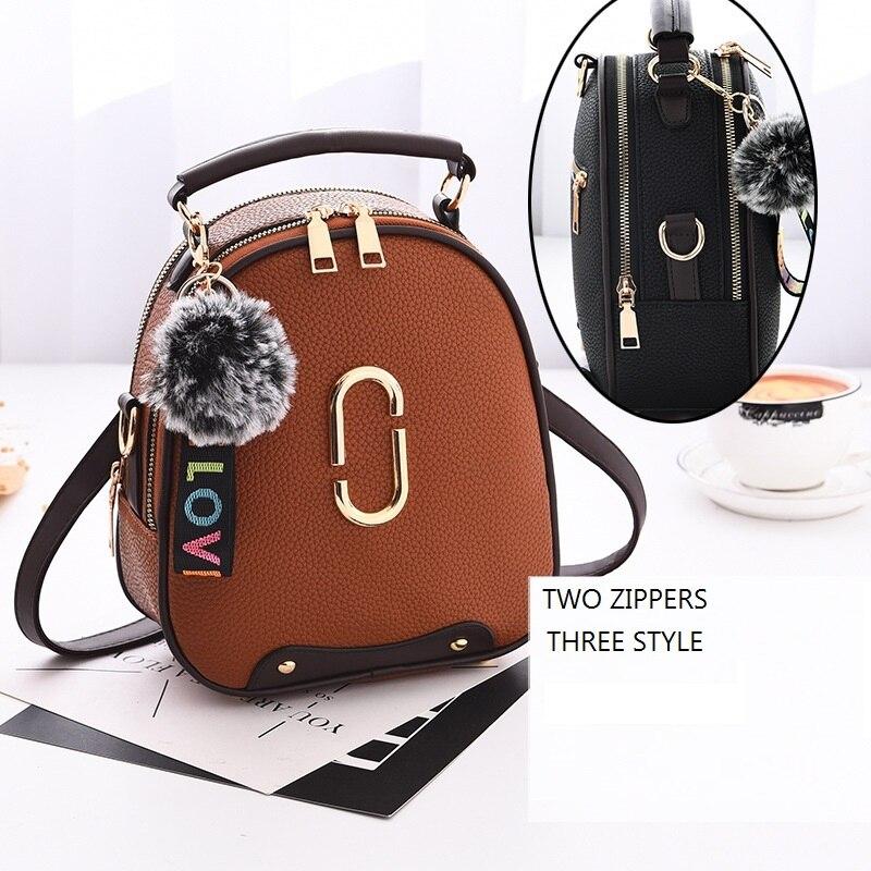 Women Bag Designer 2018 High Quality Fashion Shoulder Bag England Style Mini Crossbody Bag Different Back-law Shoulder Handbags