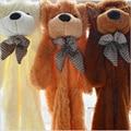 Hull stuffed teddy bear Teddy Sleepy Bear plush toy bear large hug bear Hull 100cm 5 color girl toy birthday Christmas gift100cm