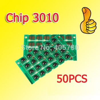 wholesale 50pcs 3010 toner chip compatible chips for Xerox 3010/3040/3045 printer