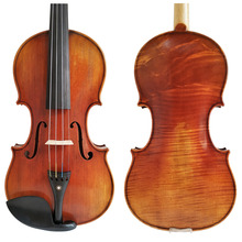 Free Shipping Copy Stradivarius 1716 100% Handmade Oil Varnish Violin + Carbon Fiber Bow  Foam Case FPVN04 #1 брюки stradivarius stradivarius ix001xw00hep