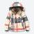 Chicos Abrigos de Invierno de Moda para Personajes Chicos Cremallera Parka Abrigos Casual Algodón Con Capucha Niños Prendas de Abrigo Abrigos Niños Niños 3-9 Años