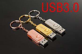 Unidad flash usb 3,0 de 64 gb, memoria usb 3,0 de metal resistente al agua 32gb 16 gb, Unidad de salto, memoria usb, lápiz de memoria de regalo