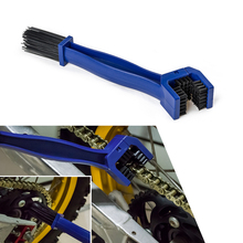 Мотоциклетная цепь зубчатая щетка для очистки грязи для Honda NC750X Hornet Pcx cb400 cb500 CB650 cb1000 cb1300 vfr800 vfr1200 MSX 125