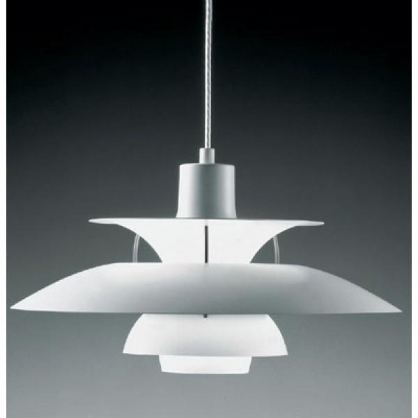 New moderna contemporânea Poul Henningsen PH5 Pendant lâmpada Loui Poulsen Suspension Lamp pingente Chandelier