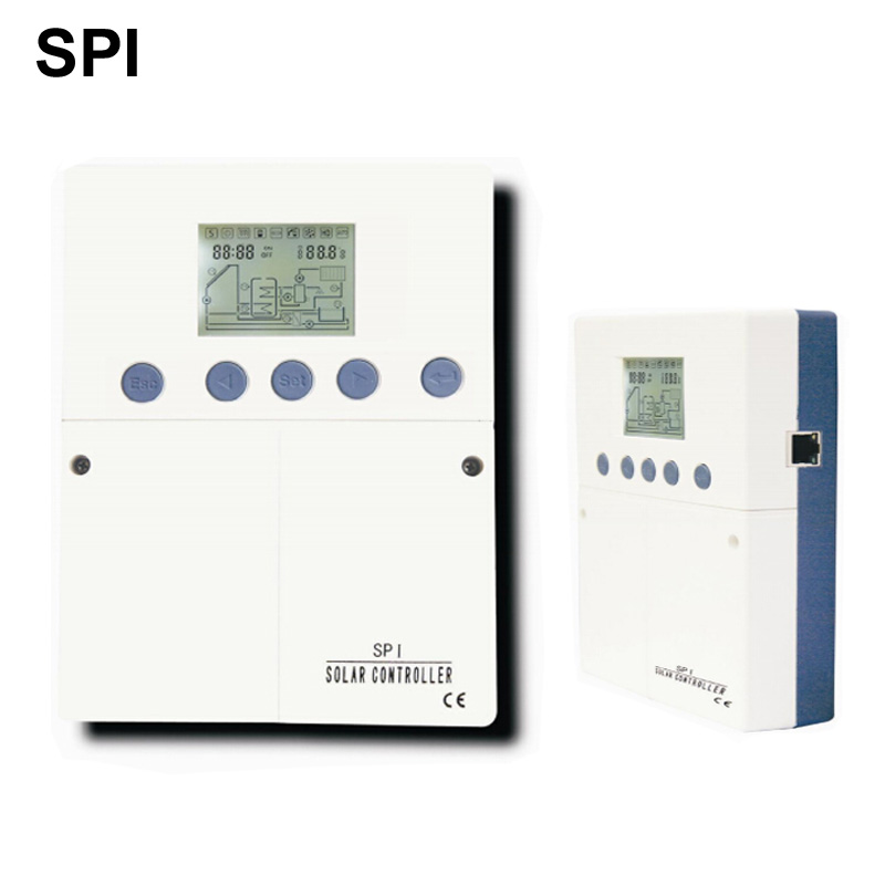 SPI Multi-Collector and Tank System Control Solar Heat Collecting /Pool System Controller SPISPI Multi-Collector and Tank System Control Solar Heat Collecting /Pool System Controller SPI