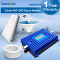 Display LCD GSM Repetidor 1800 MHz Repetidor De Sinal Celular 1800 mhz Reforço de Sinal de Telefone Celular DCS 4G LTE 1800 mhz Repetidor