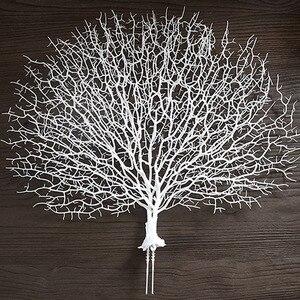 Image 1 - Ramos de árvore falsos ramos de coral artificiais plantas secas planta branca decoração de casamento para casa lbshipping