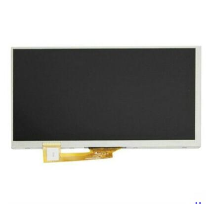 New LCD Display For 7 Irbis TZ703 3G Tablet 163*97mm 30pins LCD Screen panel Matrix Module Replacement Free Shipping luxury flip stand case for samsung galaxy tab 3 10 1 p5200 p5210 p5220 tablet 10 1 inch pu leather protective cover for tab3
