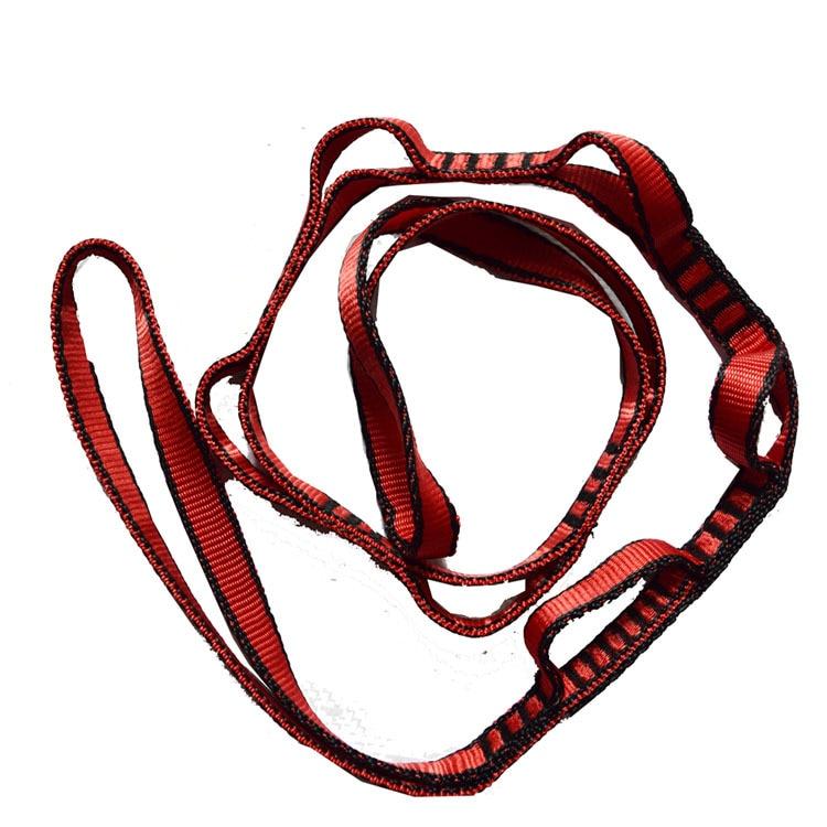 Tali tali daisy yoga extender untuk yoga hammock ayunan udara - Kebugaran dan binaraga