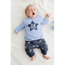Newborn Set Underwear Cotton Baby Boy Clothing Enfants Kinderkleding Casual Baby Kleidung Boys Quality Newborn Baby