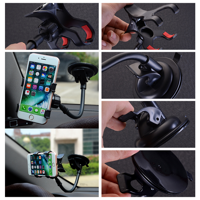 Car Windshield Phone Holder