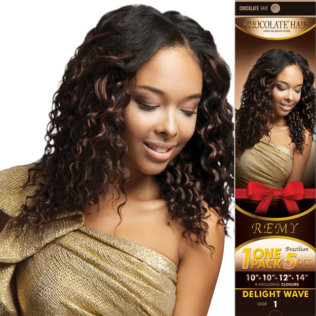 10packs Evertress Chocolate Delight Wave One Pack 5pcs101012