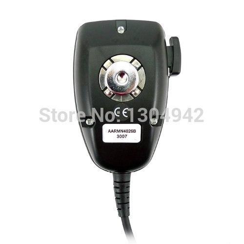 NEW Car Mobile Radio Handheld Speaker DTMF Keypad Mic Microphone for Moto Radio CDM1250 CDM1550 CDM750 EM200 EM400 GM338 PM400