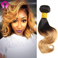 new style short bob indian human hair 3 bundles ombre indian virgin hair body wave virgin indian remy bob hair bundles